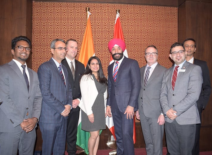 Maple Assist App Launched by Navdeep Bains, Canada's Minister of Innovation, Science and Economic Development