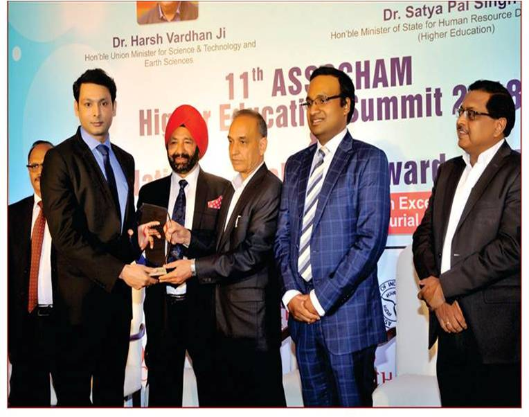 Pathfinder Academy bags ASSOCHAM National Education Excellence Award 2018 for Best Institute – Trendsetting Synthesizer