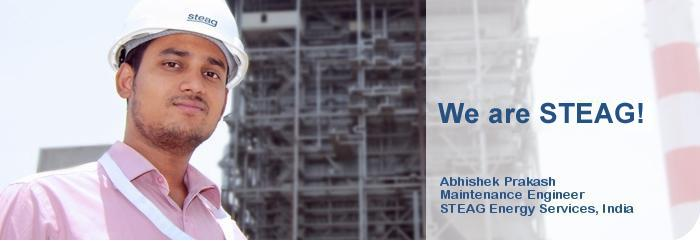 STEAG Energy Services India hiring Graduate Engineer Trainees (GETs) ! Apply now