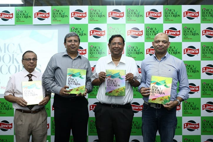 "Limca Book of Records (LBR) Celebrates 28 years of Showcasing ""India at its Best"""