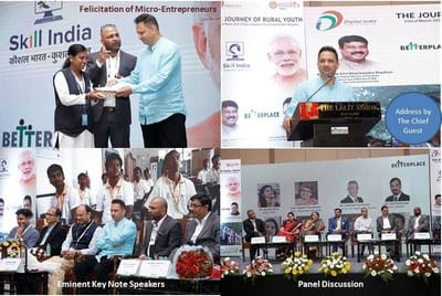Anantkumar Hegde MoS Wants to Take Everyone Along Towards a Skilled Nation.