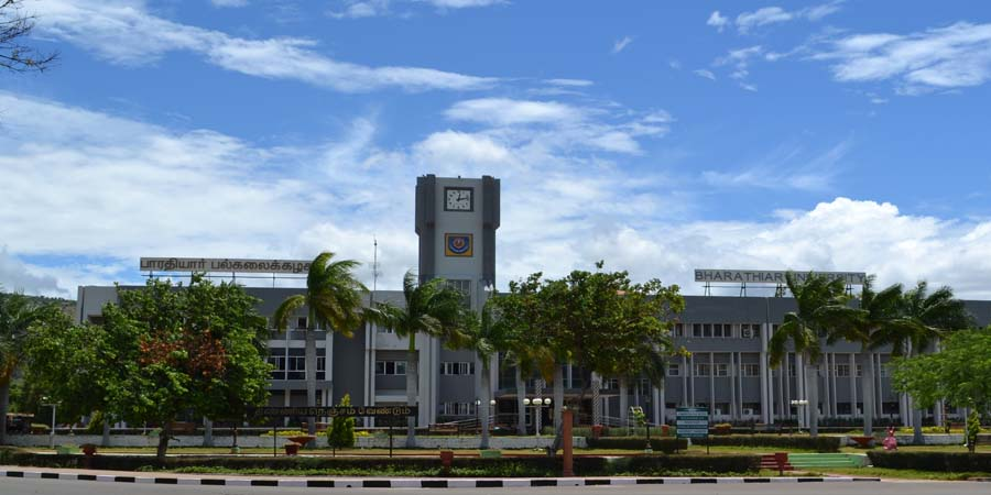 PhD Admission is open in Bharathiar University, Coimbatore for 37 departments