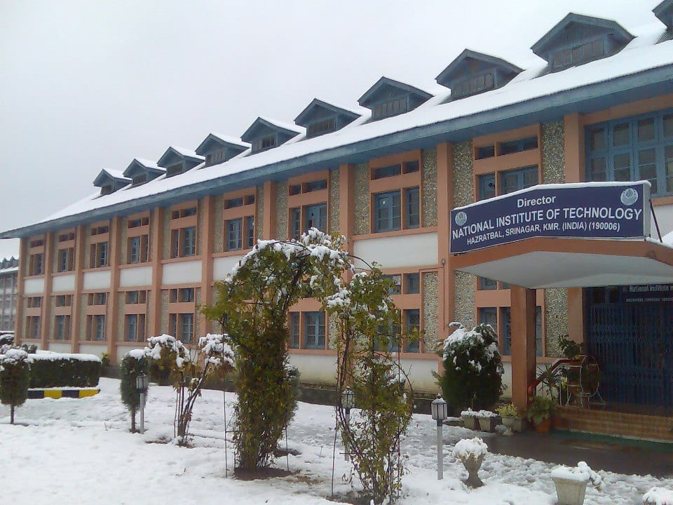 NIT Srinagar is on Faculty Recruitment drive as hiring 112 posts