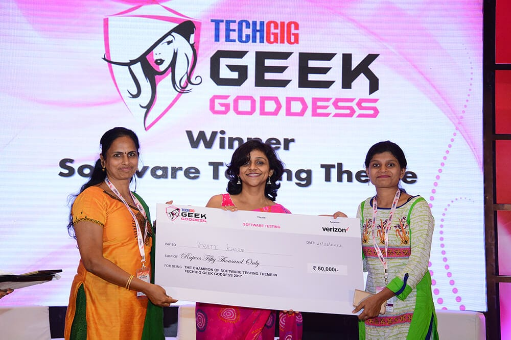 TechGig Geek Goddess 2018 becomes the Coveted Pedestal for Clandestine Women Coders
