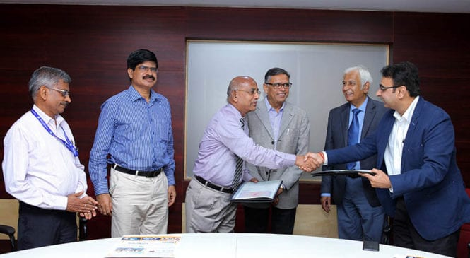 SRM Deemed to be University signs MoU with Prodeb Brewery Technology Belgium