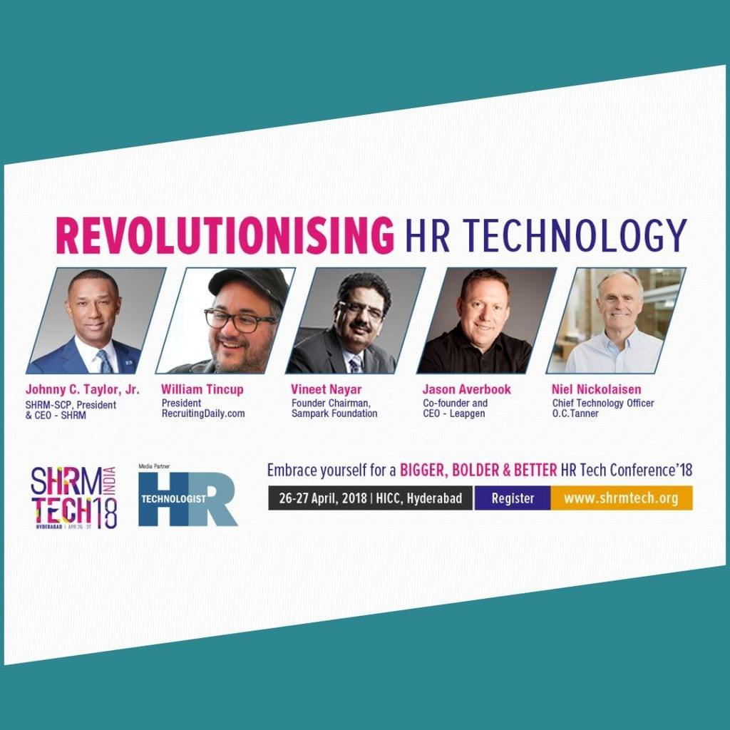 Reliance Industries partners with SHRM India to host Asia's Foremost HR Tech Conference in Hyderabad