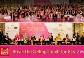 India's Top CEOs to Share Best Practices on Gender Diversity, Leadership and Success at 2018 India Edition of Break the Ceiling Touch the Sky