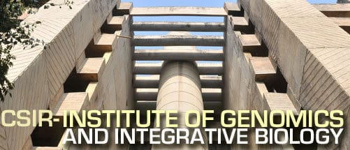 PhD Admission open in CSIR-Institute of Genomics and Integrative Biology (CSIR-IGIB)