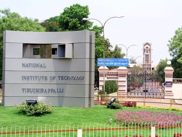 M.S. (by Research) Programme (Full time / Sponsored) opens in National Institute of Technology (NIT), Tiruchirappalli for July 2018 session