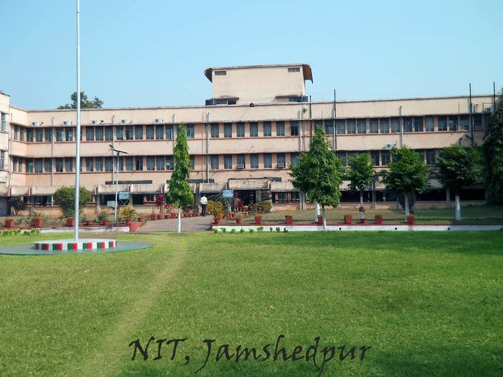 Admission window open for Ph. D. Programme by National Institute of Technology Jamshedpur