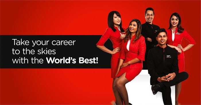 AirAsia India announces recruitment drive for cabin crew