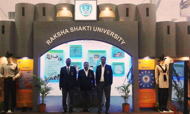 Raksha Shakti University (RSU), Ahmedabad notifies Admission 2018-19 for MA, PG Diploma and PhD programmes