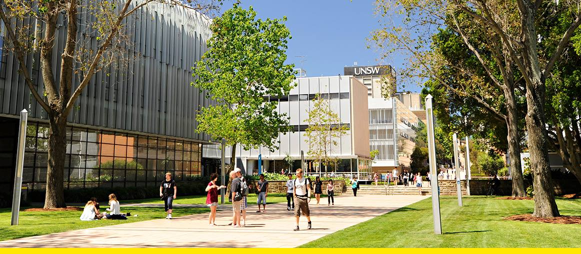 UNSW Continues to be the Sought After University for High-Achieving Indian Students