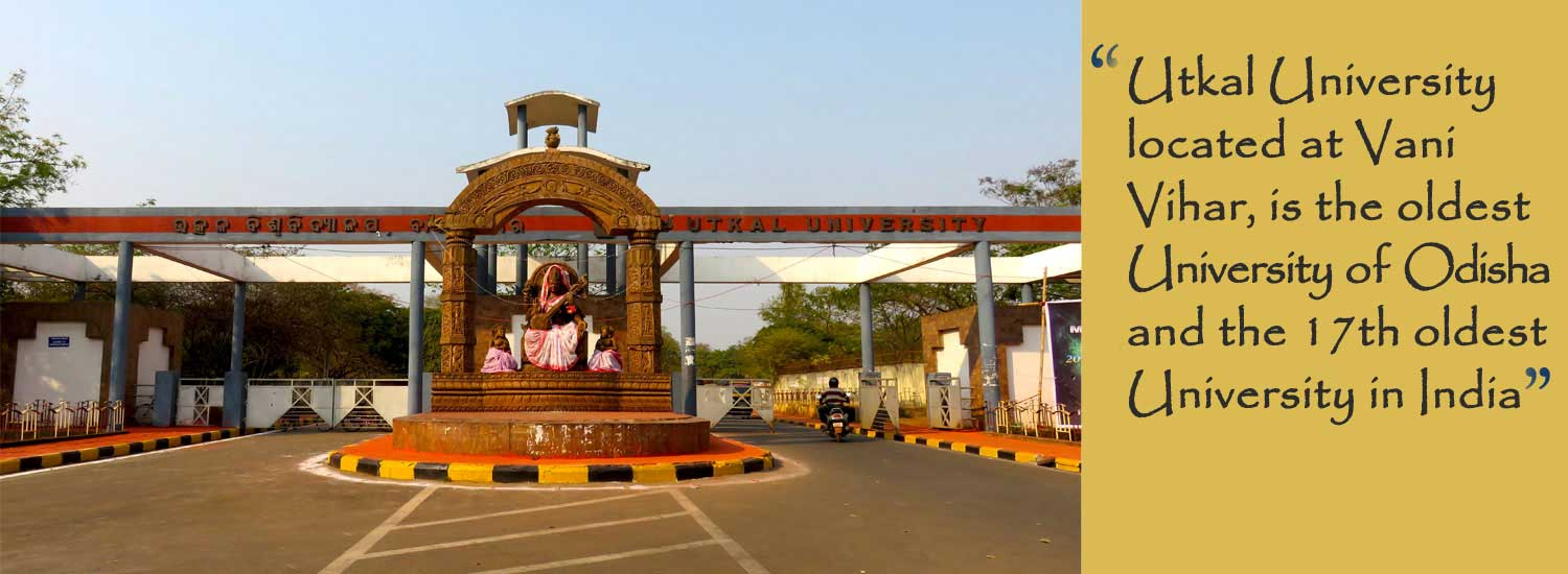 Utkal University Bhubaneswar recruits 37 Assistant Professors