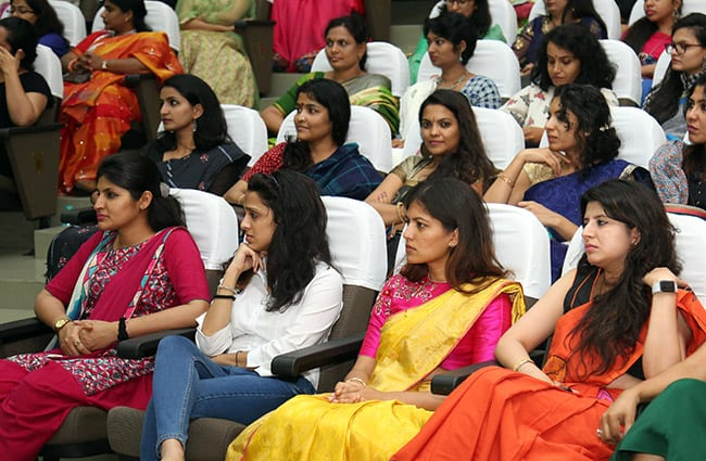 100 Women Entrepreneurs and Ideas Selected for Incubation at IIMB