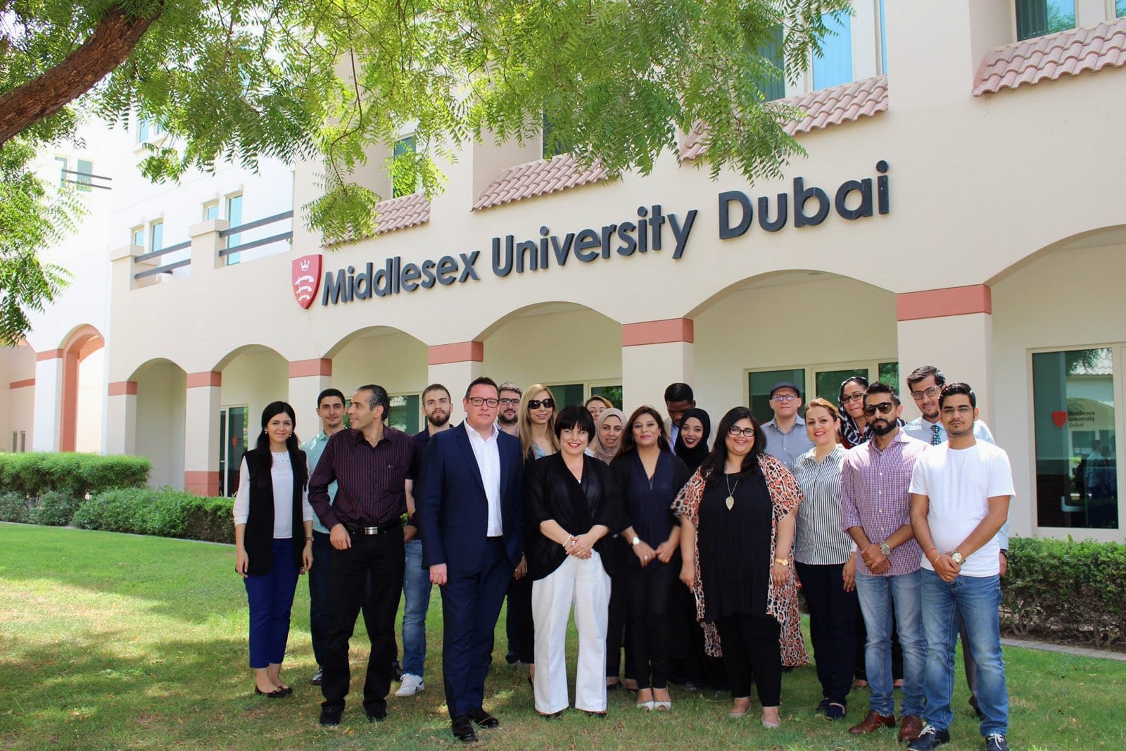 Embark On Your Educational Journey with Middlesex University Dubai