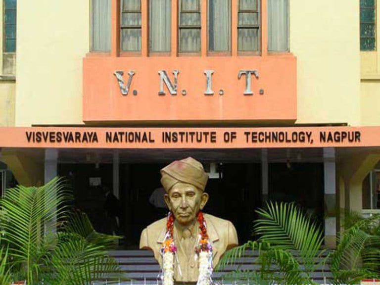 Admission window open for full Time Ph. D. programme by Visvesvaraya National Institute of Technology, Nagpur
