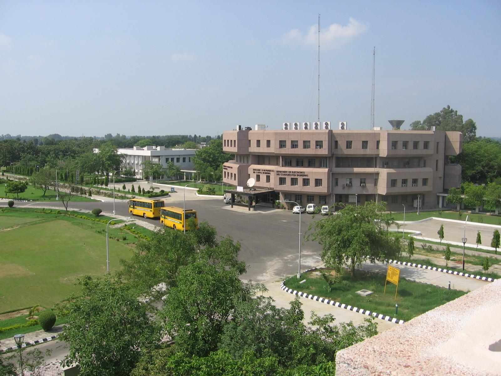 Dr B R Ambedkar National Institute of Technology, Jalandhar PhD Admission Academic Year 2018-2019 (Session July-2018)