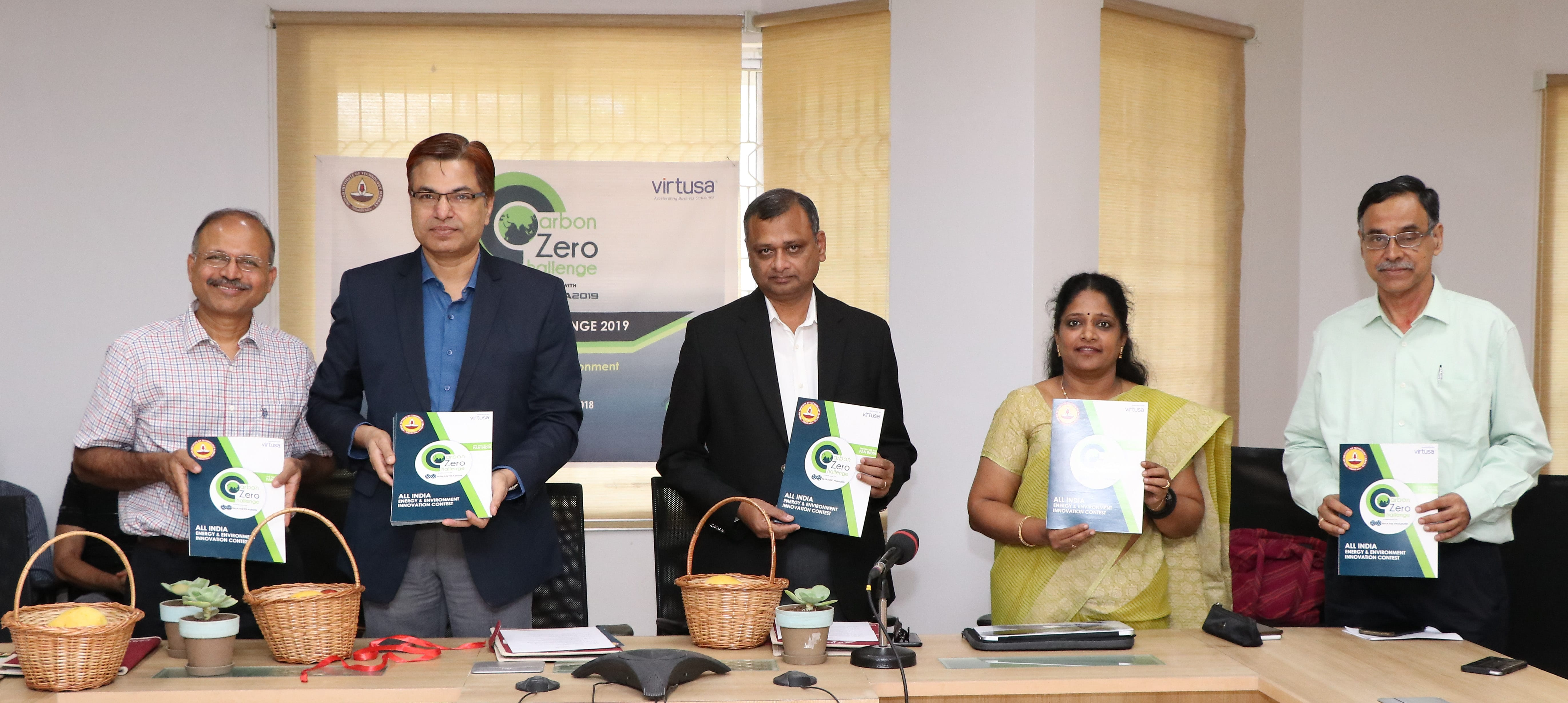 IIT Madras Carbon Zero Challenge goes National in its Second Edition