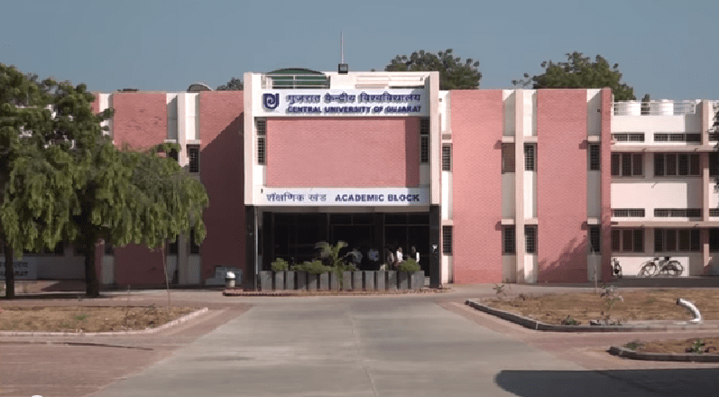 Admission window open in Central University of Gujarat for 2018-2019 ! Apply now