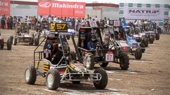 SAEINDIA and Mahindra Announce the Virtual Rounds for BAJA SAEINDIA 2019 at Chitkara University, Punjab
