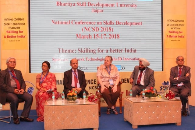 Bhartiya Skill Development University, Jaipur (BSDU) Invites Applications for Bachelor of Vocation Program in Manufacturing Skills