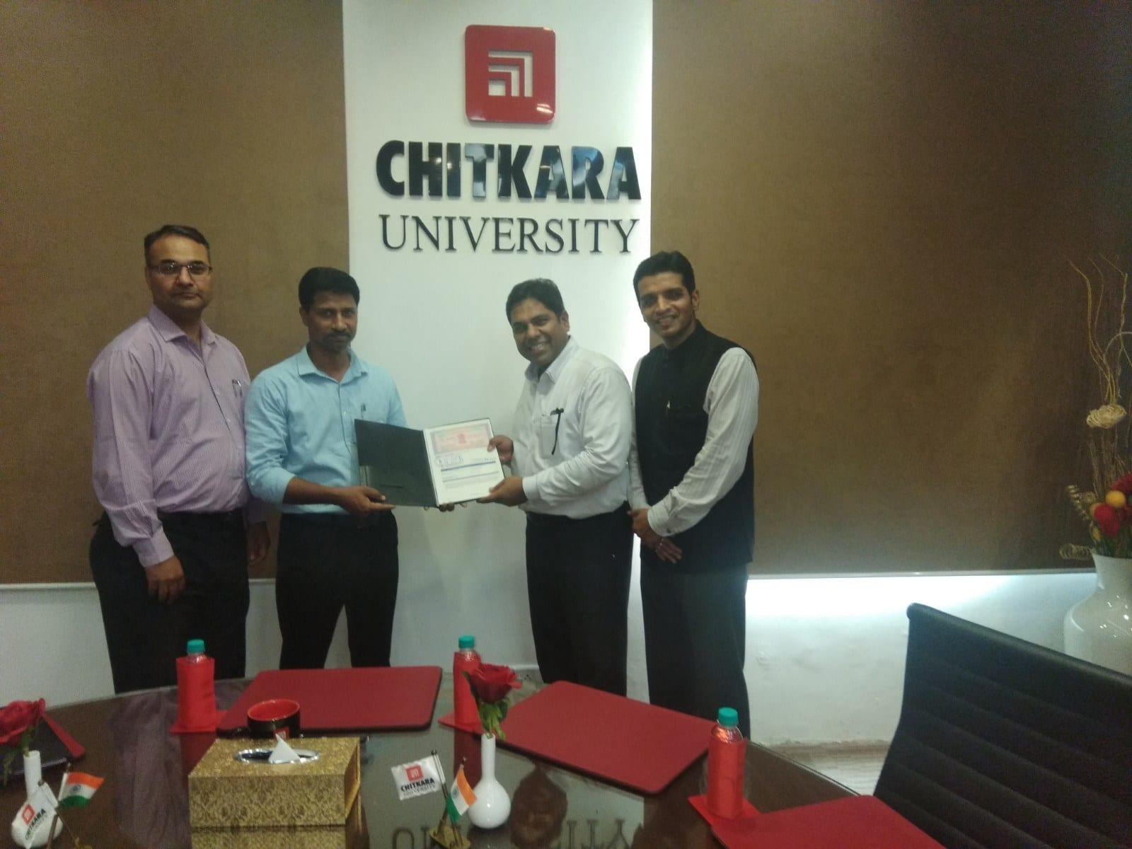 Chitkara University, in Collaboration With Red Hat Academy, Offers Certification Programs to Engineering Students