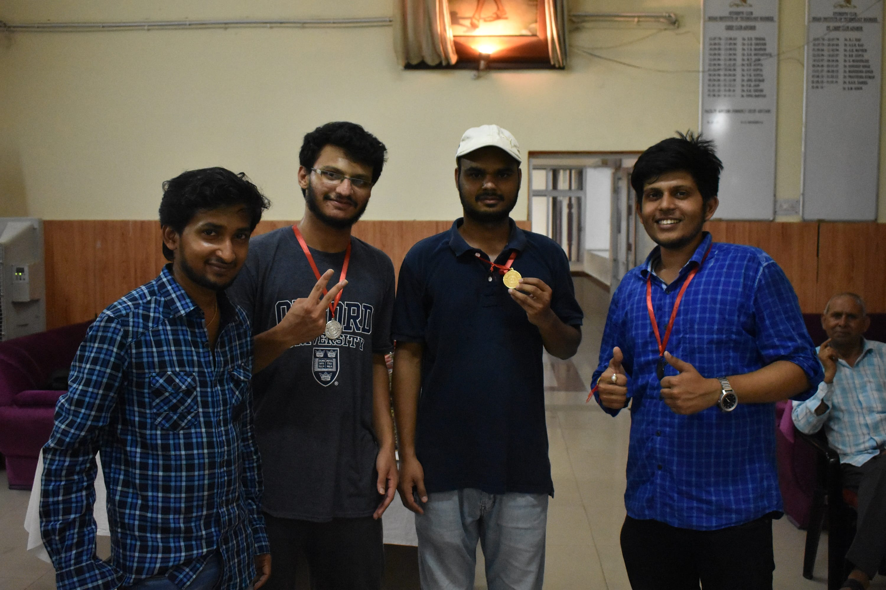 IIT Roorkee Alumnus invents India's first Chess for Three Players