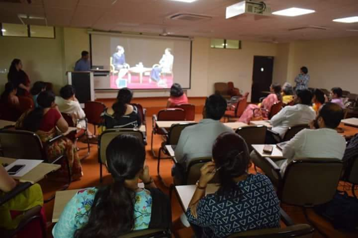 "The Mentoring & Counseling Committee of Deen Dayal Upadhayaya College organizes a Mentoring Workshop– ""Teachers as Mentors"""