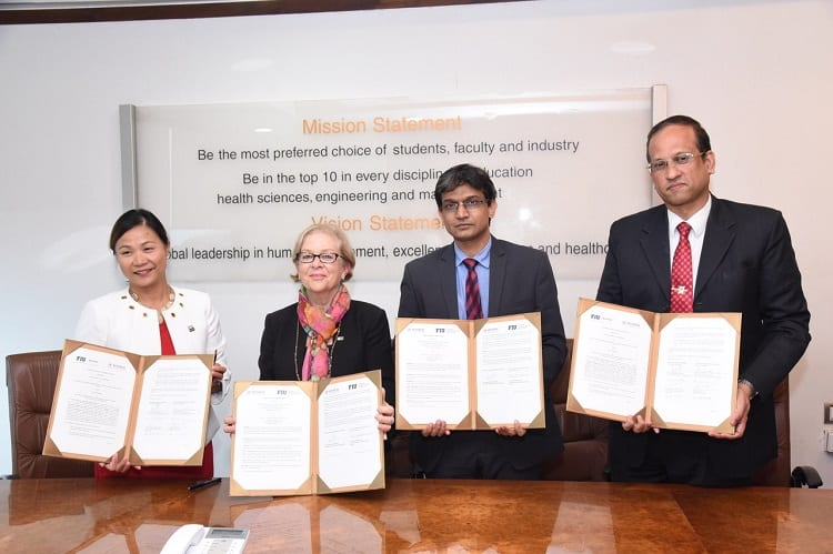 Manipal Academy of Higher Education signs MoU with Florida International University