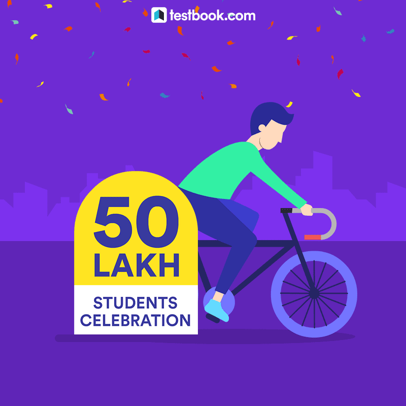Testbook celebrates an engagement of 50 lakh registered users