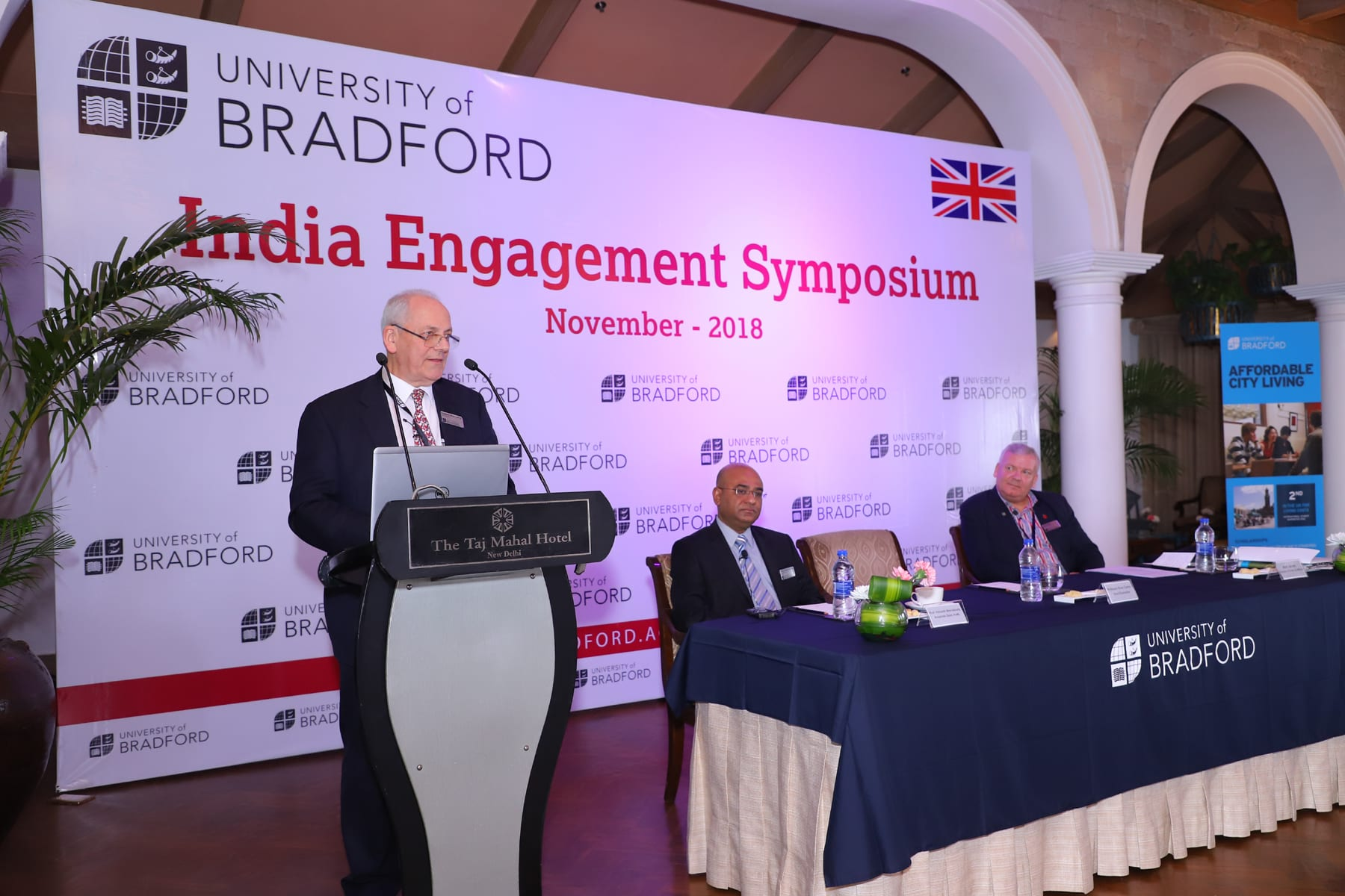 University of Bradford's 'Leadership in the Age of Digital Era' workshop in Delhi emphasizes on the need for educational institutions to enhance leadership skills of students