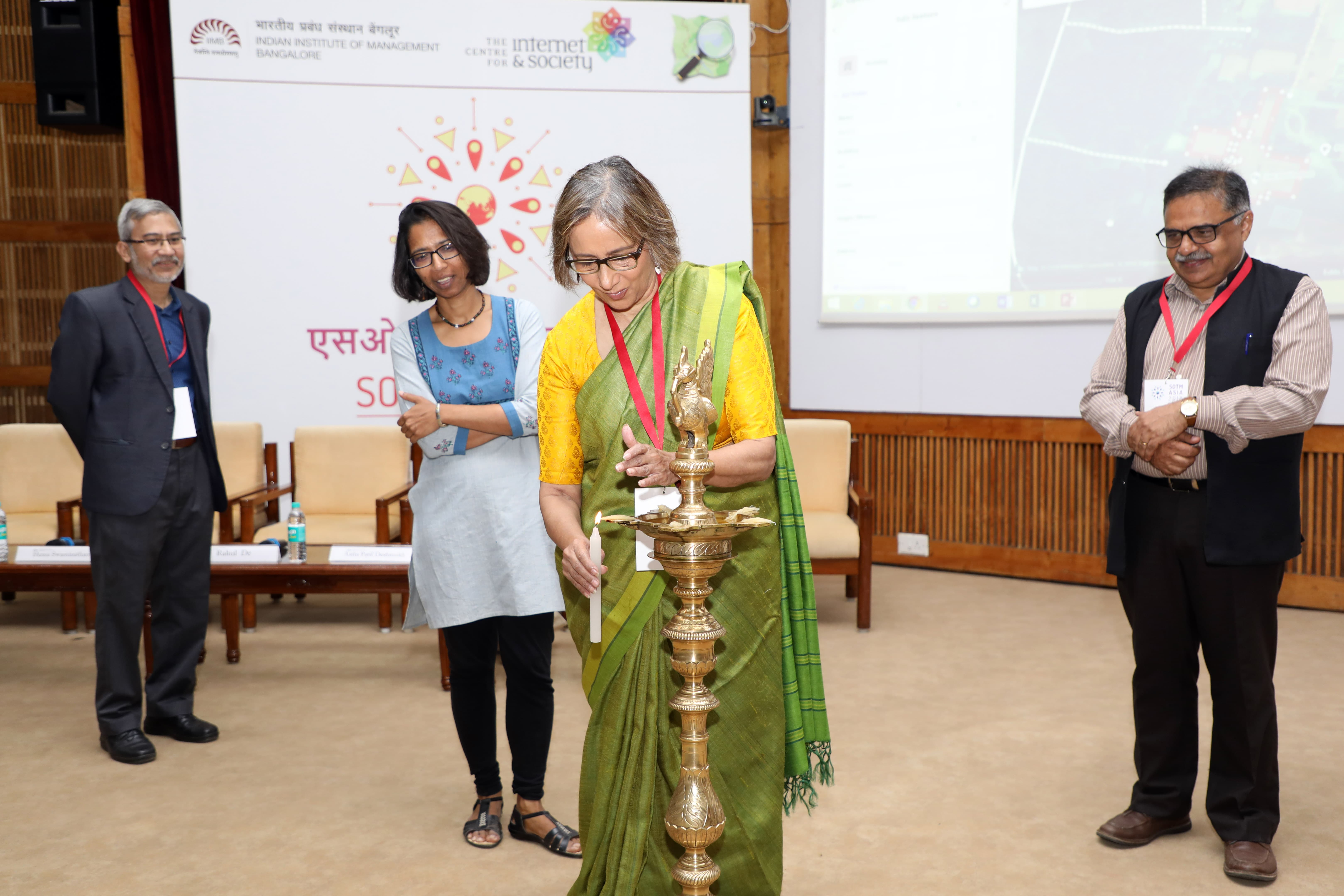IIM Bangalore, OpenStreetMap India, and Centre for Internet and Society host 'State of the Map Asia 2018' Conference