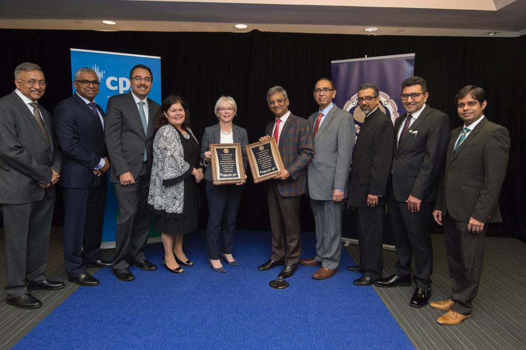 ICAI signs MoU with CPA Canada