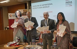 NITI Aayog unveils one of the most comprehensive Aspirational Districts Data Booklet at AVPN Policy Forum