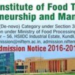 Food Tech Programme