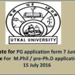Utkal University-Total