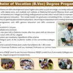Bachelor of Vocation