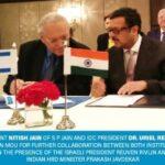 SP Jain signs MoU with Israel based Interdisciplinary Center Herzliya on Cybersecurity