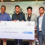 IIM Bangalore's three EPGP students bag national-level start-up challenge The Enterprisers' Inc